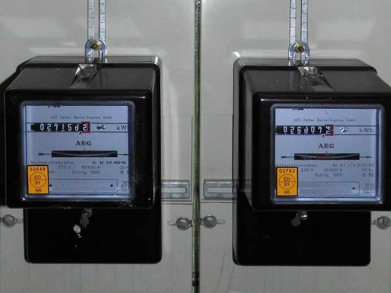 Kontrollieren der elektrischen Anlage